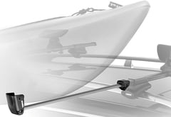 Suzuki Reno Thule Outrigger II Load Assist