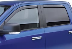 Dodge Ram 1500 EGR In-Channel Rain Guards