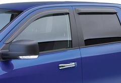 Jeep Liberty EGR SlimLine Window Visors