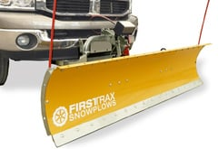 Mitsubishi Montero FirstTrax Snow Plow