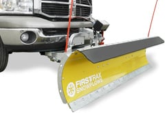 Jeep Liberty FirstTrax Premium Snow Plow