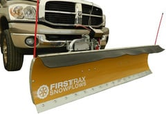 Chevrolet S10 FirstTrax Snow Plow Accessories