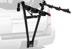 Audi A6 Quattro Curt Clamp-On Bike Rack