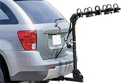 Land Rover LR4 Curt Extendable Bike Rack