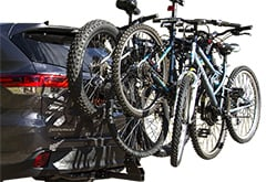 BMW 330i Curt Premium Bike Rack
