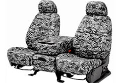 Mercedes-Benz 190E CalTrend Digital Camouflage Seat Covers
