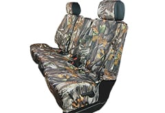 BMW 530i Saddleman Neoprene Camo Seat Covers
