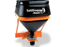 SaltDogg Tailgate Salt Spreader