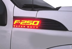 Recon Illuminated Fender Emblems