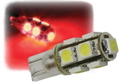 Ford Tempo Putco Interior LED Bulbs