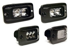 Ford F-550 Rigid LED Lights