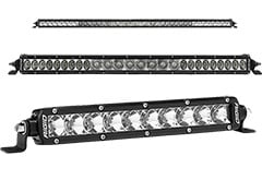 Jeep Liberty Rigid LED Light Bar
