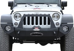 Rock-Slide Engineering Rigid Front Bumper