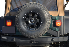 Rock-Slide Engineering Rigid Rear Bumper