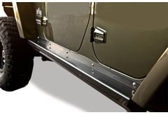 Jeep Wrangler Rock-Slide Engineering Rock Sliders
