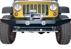 Rock-Slide Engineering Crawler Front Bumper