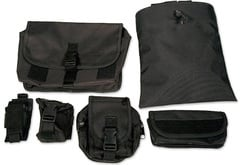 BMW M5 Coverking Tactical Cover Pouches