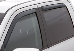 Chevrolet Trailblazer Lund Ventvisor Elite Window Deflectors