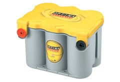 Chevrolet Corvette Optima Yellow Top Battery