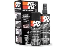 BMW 323is K&N Filter Recharger Kit