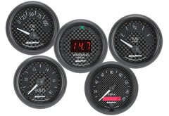 Honda S2000 AutoMeter GT Series Gauges