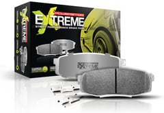 BMW 745Li Power Stop Z26 Extreme Brake Pads