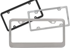Ford F-450 Pilot License Plate Frame