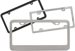 BMW 535i Pilot License Plate Frame