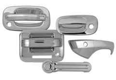 Mitsubishi Raider Pilot Chrome Door Handle Covers