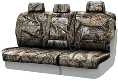 Mitsubishi Raider Coverking RealTree Camo Seat Covers