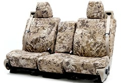 Audi A6 Coverking Kryptek Camo Seat Covers