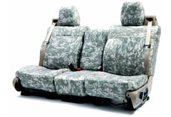 Mitsubishi Raider Coverking Traditional Camo Seat Covers