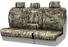 Jeep Liberty Coverking Multicam Camo Seat Covers