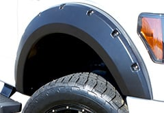 Ford F450 Lund RX Riveted Fender Flares