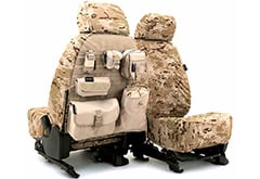 Audi A6 Coverking Multicam Camo Tactical Seat Covers