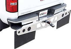 Dodge Ram 1500 ROCKSTAR Hitch Mount Mud Flaps