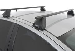 BMW 328Ci Rhino-Rack Euro Square Bar Roof Rack System
