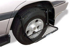 Nissan Rogue Rhino-Rack Wheel Step