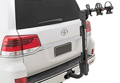 Chevrolet S10 Rhino-Rack Premium Hitch Mounted Bike Carrier