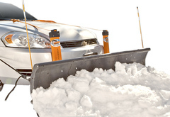 Lincoln Mark LT Nordic Auto Plow