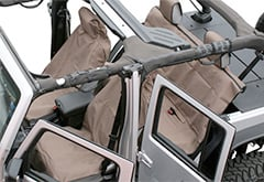 Volkswagen GTI Aries Seat Defender Canvas Seat Cover