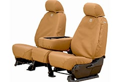 Mercedes Carhartt Duck Weave Seat Covers