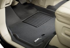 Mercedes-Benz ML350 3D Maxpider Kagu Floor Liners