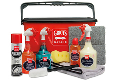 Griot's Garage Ultimate Wash, Wheel & Tire Kit