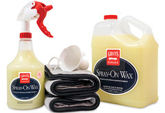 Griot's Garage Complete Spray-On Car Wax Kit