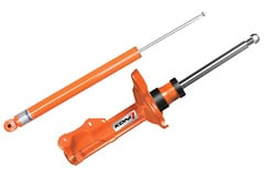 Honda Civic KONI STR.T Orange Shocks
