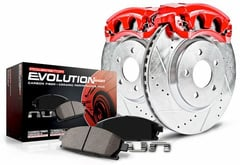 Chevrolet Equinox Power Stop Performance Brake Kit with Calipers