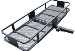 Chevrolet Silverado DK2 Hitch Mount Cargo Carrier