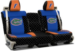 Chevrolet Silverado Coverking Collegiate Seat Covers