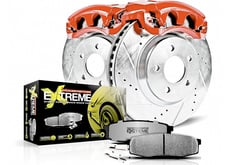 BMW 7-Series Power Stop Z26 Extreme Street Warrior Brake Kit with Calipers